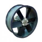 AeroExtractor-Inyector Tubo Axial Alta eficiencia, Acoplamiento directo AeroVentub-AP/AT