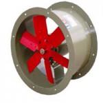 AERO EXTRACTOR-INYECTOR TUBO AXIAL WY-TAD-AT  (ACOPLAMIENTO DIRECTO)