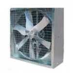 Ventilador Helicoidal Axi-Agro